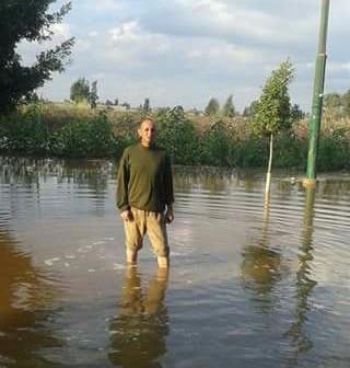 📷| بالصور.. غرق قرى كاملة بكفر الدوار.. والأهالي يتركون بيوتهم هربًا من الكارثة