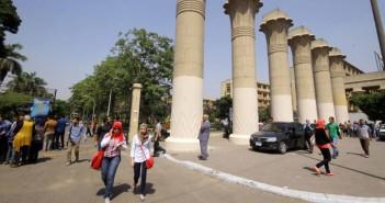 جامعة عين شمس ـ أرشيفية