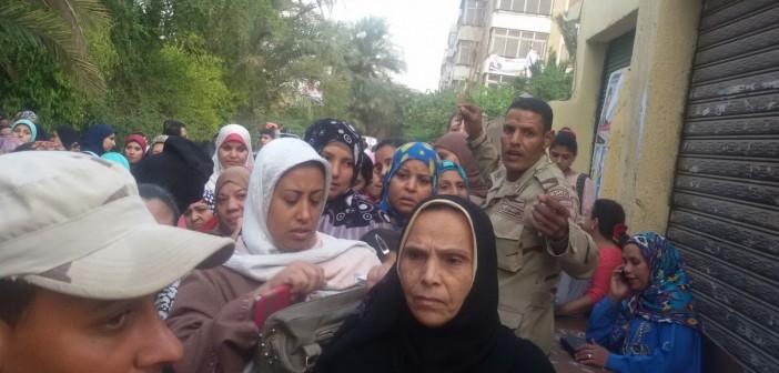 صور من أجواء انتخابات دائرة الزاوية الحمراء: النساء في صدارة المشهد
