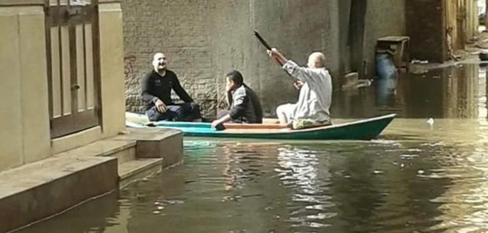 📷| بالصور.. هيلا هيلا.. مراكب صيد وسيلة انتقال في مدينة إدكو بالبحيرة 🚣