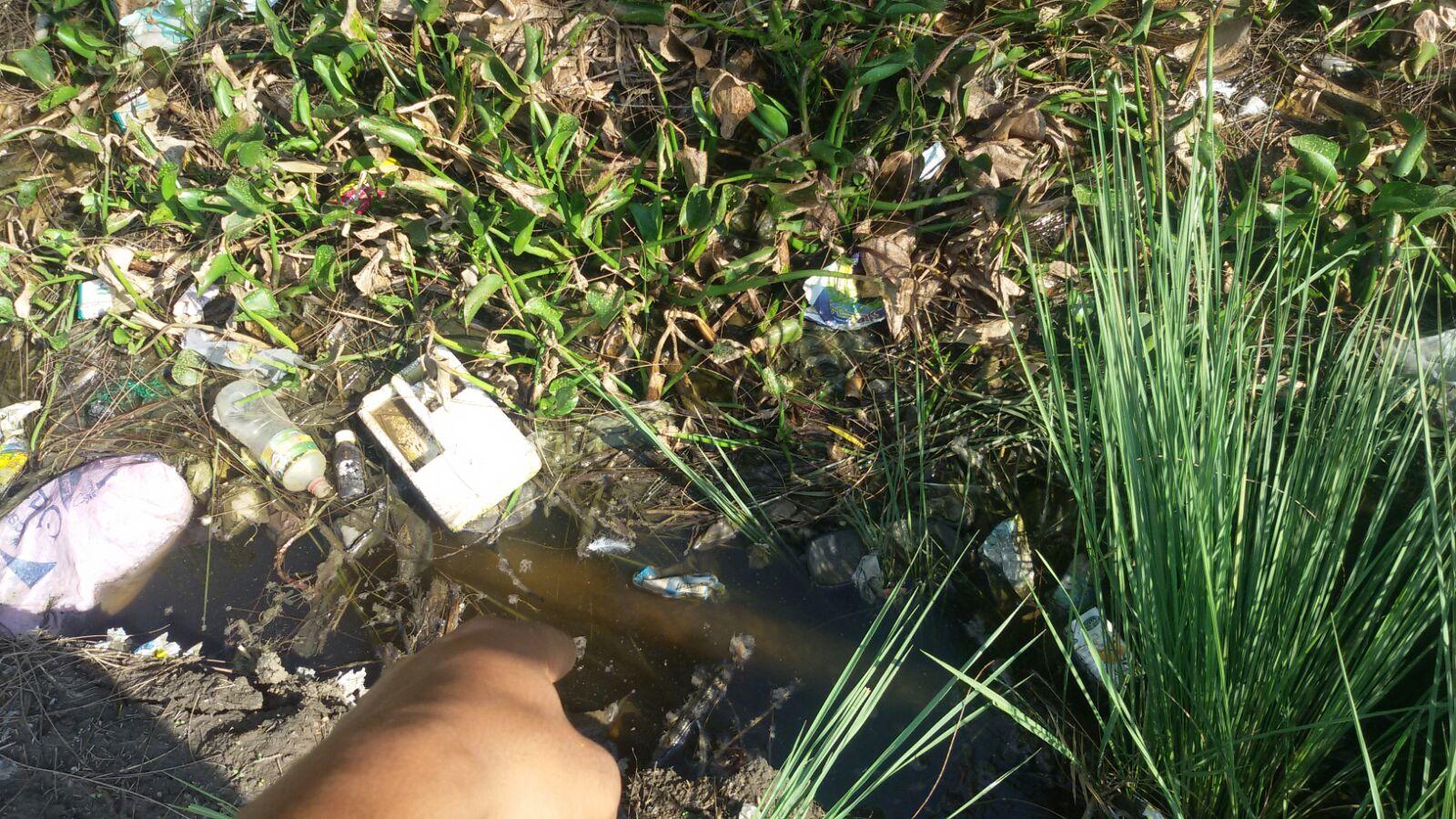 أهالي إحدى عزب دمنهور يشكون تلوث مياه الشرب