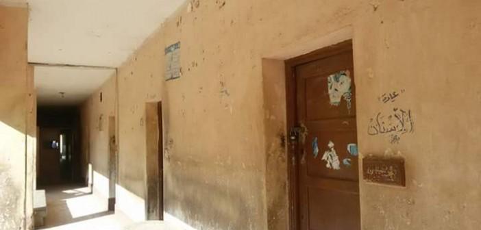 📷| الوحدة الصحية لـ«الزوك الغربية» بسوهاج مهجورة ودون خدمات