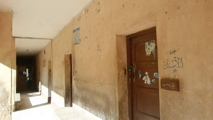 الوحدة الصحية لـ«الزوك الغربية» بسوهاج مهجورة ودون خدمات