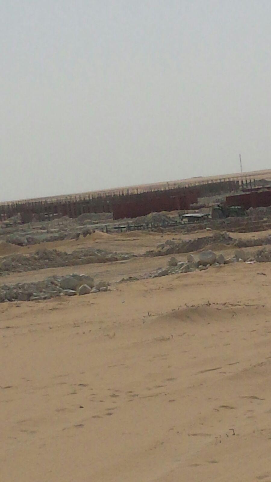 هنا سهل بركة بالفرافرة.. صور من مشروع «الريف المصري» واستصلاح 10 آلاف فدان