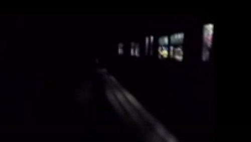 ▶| الظلام يضرب قطارات بالخط الثاني لمترو الأنفاق (فيديو)
