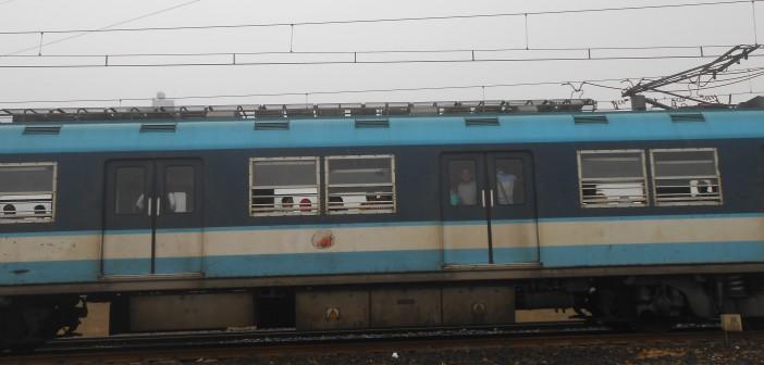 بالفيديو.. للمرة الثانية.. توقف مترو (حلوان ـ المرج) بسبب الأمطار  ▶