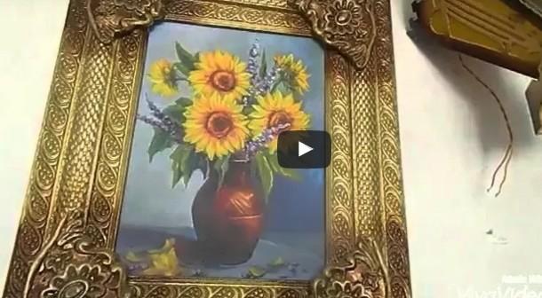 ▶| محمود الذي قهر مرضه بـ«الفن» (فيديو)