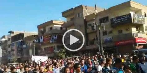 ▶| بالفيديو.. مسيرة بالأقصر للتنديد بتعذيب مواطن حتى الموت بقسم شرطة