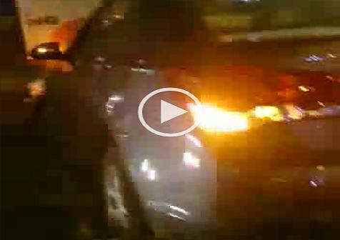 ▶| فيديو.. تصادم سيارتي ملاكي في الإسكندرية قائد إحداها كان مخمورًا