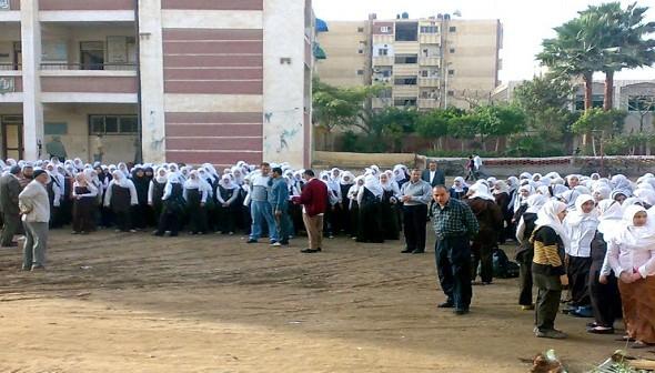 تأجيل الدراسة 15 يومًا بإحدى مدارس كفر الشيخ لإصابة تلاميذ بالجدري