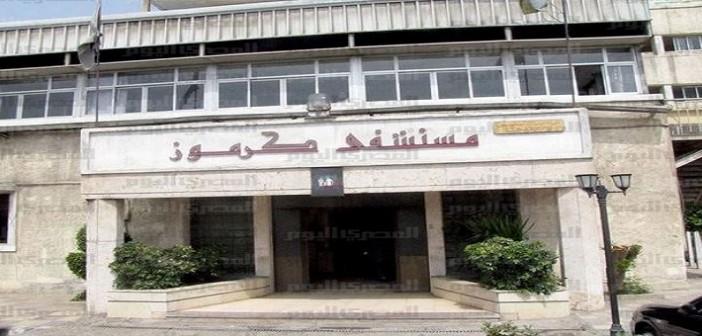 بالفيديو.. مريض يتألم من التعب دون استجابة طاقم مستشفى العمال بالإسكندرية