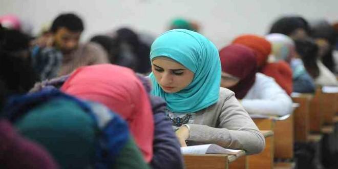 طلاب بكفر الشيخ يخوضون الامتحانات دون حصولهم على الكتب الدراسية