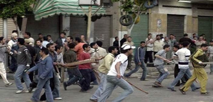 إصابة شخصين في اشتباكات بالأسلحة بين عائلتين بالبدرشين