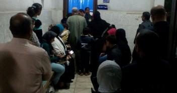 في مستشفى الصدر بإمبابة.. طبيب واحد لعشرات المرضى