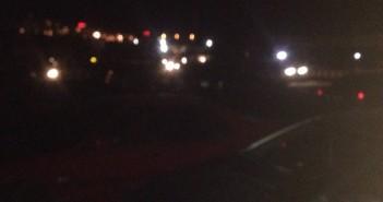 صورة.. انقطاع الكهرباء في منطقة السوق القديم بشرم الشيخ