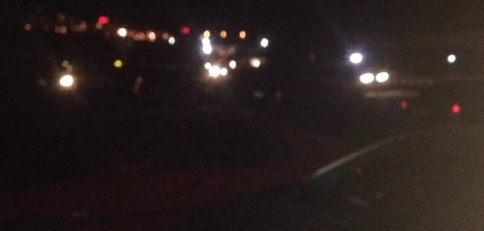 📷| صورة.. انقطاع الكهرباء في منطقة السوق القديم بشرم الشيخ