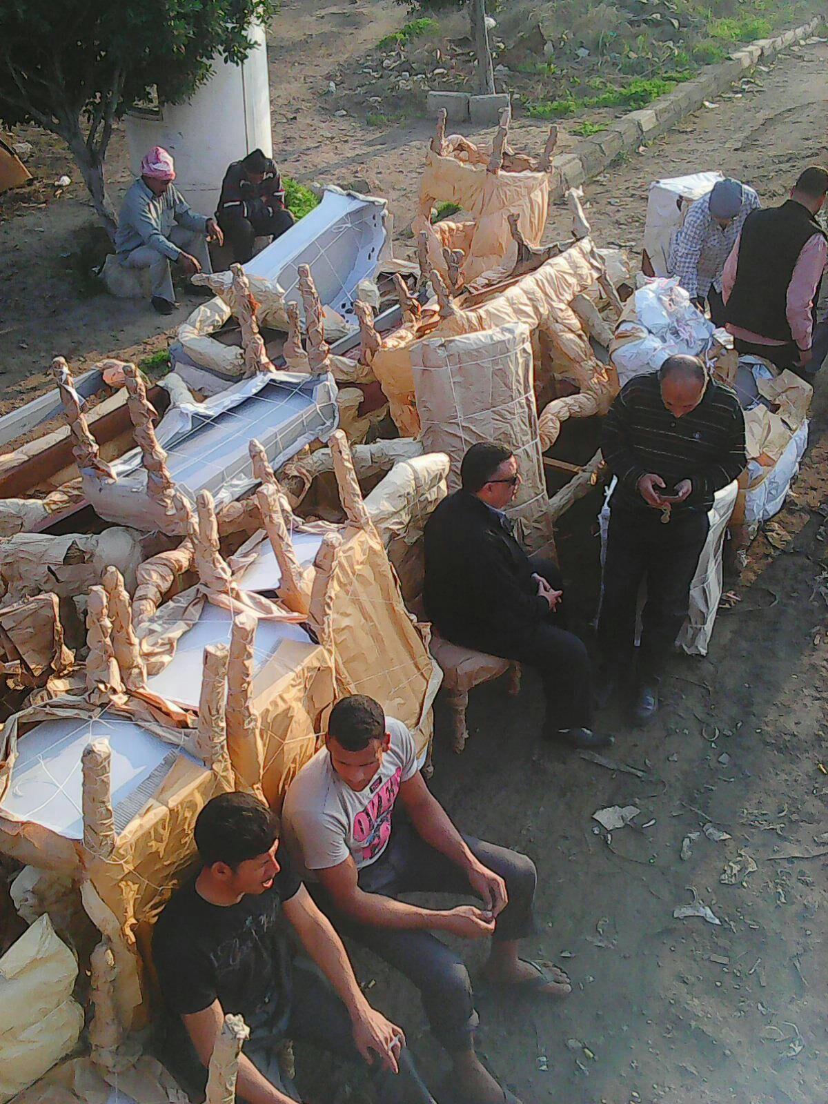 ما بعد الاشتباه.. تدمير صناعة الأثاث في دمياط وتصديره لـ«دواع أمنية»