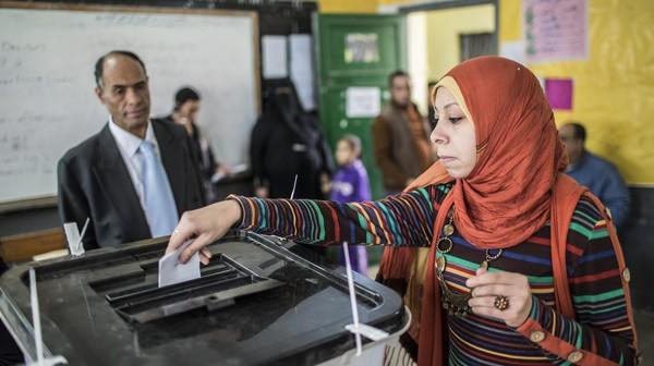 إقبال ضعيف في اليوم الأول لانتخابات دائرة «المرشح السجين» بالبحيرة