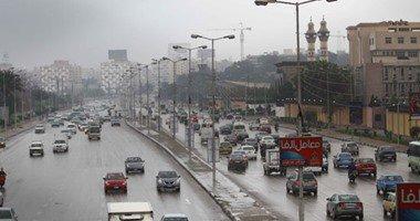 أمطار غزيرة.. وطقس سيء يضرب القليوبية