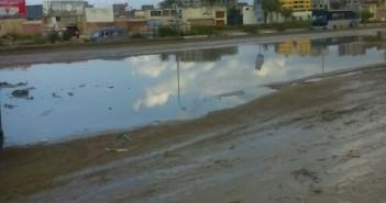 إهمال منطقة الكيلو 21 يتلف السيارات على طريق الإسكندرية ـ مطروح