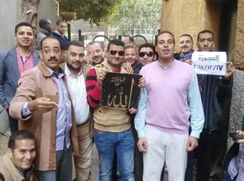 بالصور.. 20 يومًا على إضراب بتروتريد.. تواصل الاحتجاجات وتوقيعات لحل نقابة البترول