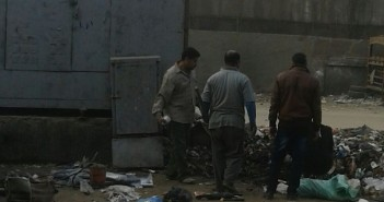 انقطاع الكهرباء في عزبة رستم بشبرا