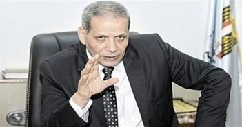 وزير التعليم الهلالي الشربيني .. أرشيفية