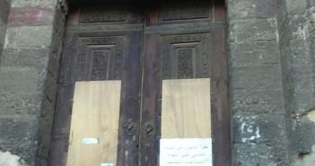 آيل للسقوط.. 8 سنوات على إغلاق جامع الفكهاني الأثري بالغورية دون ترميمه