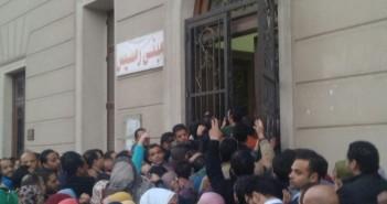 مشاركون في امتحانات وزارة العدل يشكون سوء تنظيمها