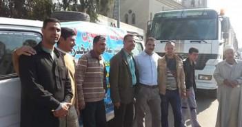 مؤسسو «ائتلاف سائقين مصر» يطالبون «النقل البري» بحل مشكلاتهم العالقة