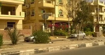 بناء مخالف في مناطق فيلات الحي الأول بالقاهرة الجديدة