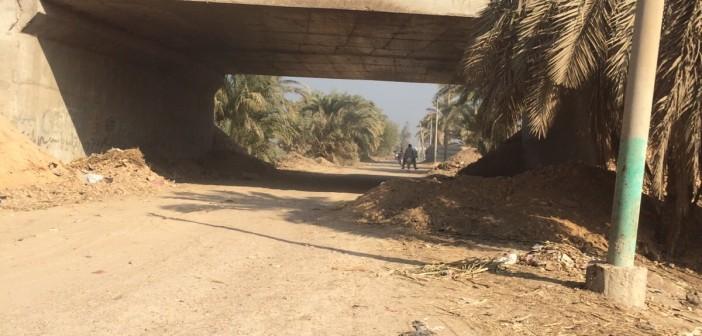 📷  مواطن: كوبري عَ الصحراوي يشهد عمليات سرقة للسيارات