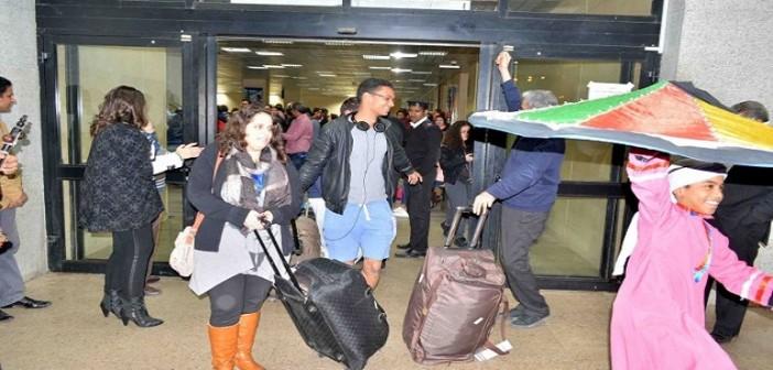 بالصور.. وصول 300 من شباب مصر بالخارج إلى الأقصر