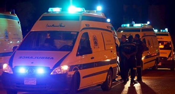 إصابة 10 في انفجار ورشة خراطة بالشرقية
