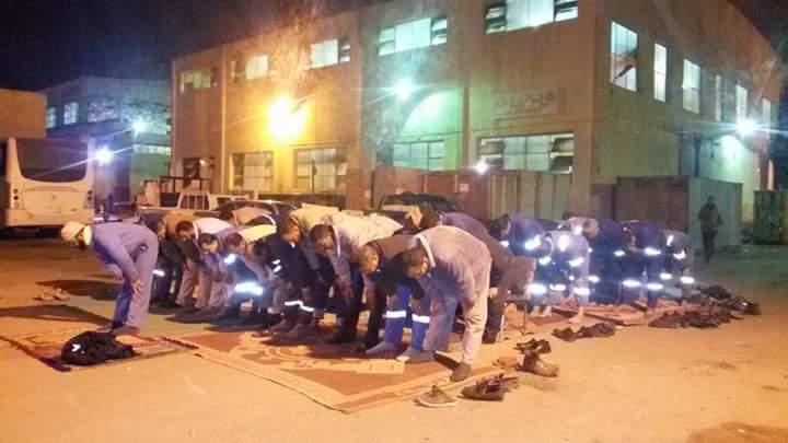 عمال قناة السويس المُضربين يرفضون عرض زيادة بدل الوجبة 10 جنيهات