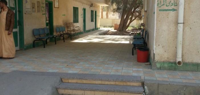 📷| مستشفيات القرى في مركز أطسا بالفيوم بدون أطباء