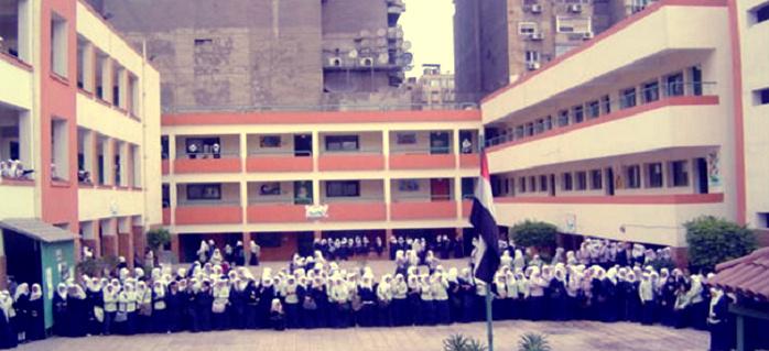 في مدرسة بالمنيا.. استياء من زيادة عدد التلاميذ الراسبين عن الناجحين (صور)