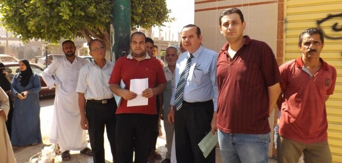 29 أسرة مٌشردة تطلب تسليمها وحداتها السكنية الجديدة بأبو المطامير