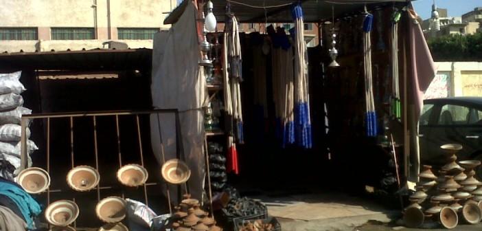 أولياء أمور طالبات مدرسة بمدينة نصر يطالبون برفع الإشغالات من محيطها