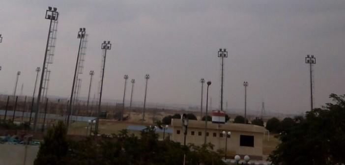 ⛅ بالصور.. أمطار خفيفة وأجواء مُلبدة بالغيوم في الإسماعيلية