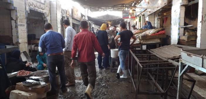 ركود يضرب سوق السمك بالمنيب تزامنا مع ارتفاع أسعار الأسماك (صور)