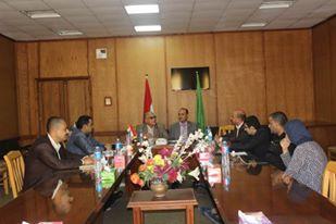 «صيادلة» الإسماعيلية تطالب وزير الصحة بتوفير الأدوية ووقف التفتيش الوهمي