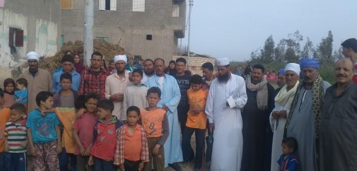 لا مدارس ولا بنية تحتية.. حرمان قرى غرب النوبارية من الخدمات الأساسية