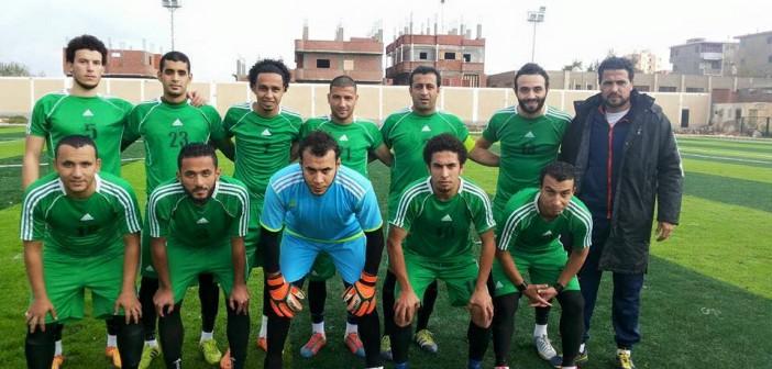 ⚽ فريق منيا القمح يتأهل لترقي الممتاز (ب) بعد الفوز على «أبو كبير»
