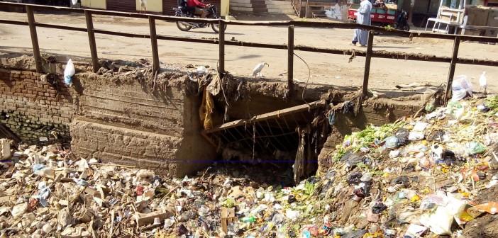 📷 أهالي «تتا وغمرين» يطالبون محافظ المنوفية بتغطية ترعة بطول 300 متر