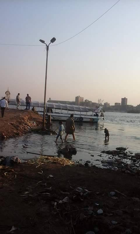 مخاوف في الحوامدية من تكرار كارثة عبارة كفر الشيخ لغياب إجراءات السلامة