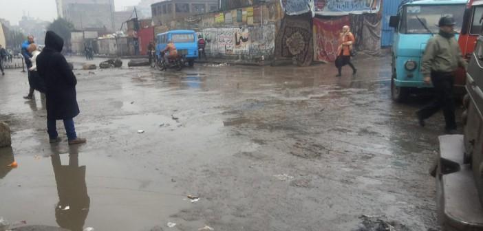 📷| غرق القليوبية في الوحل والأمطار.. والمحليات «لا حس ولا خبر»