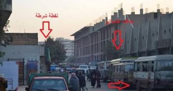 أهالي شبرا الخيمة يطالبون رئيس حي غرب والمرور بمنع المواقف العشوائية