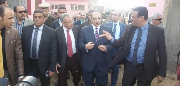 بعد ساعات من تقرير لـ«شارك المصري اليوم».. إقالة رئيس حي شرق شبرا