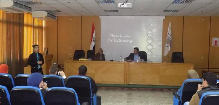 📷| تواصل فعاليات المؤتمر العلمي الـ4 للابتكارات بجامعة المنصورة